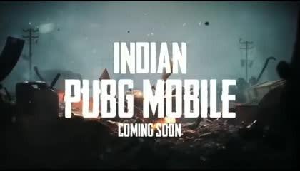 new pubg mobile india ???