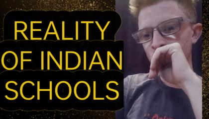 Reality of Indian Education system