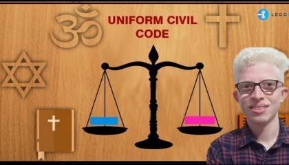 WHAT IS UNIFORM CIVIL CODE  UCC