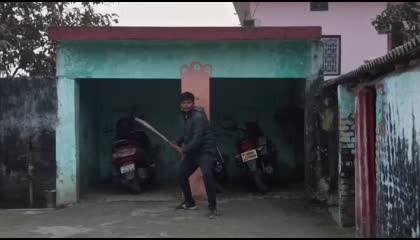 shubham's power!! - MISHRAJI KA SHOT - BAHUT TAGDA SHOT!!! - CRICKET BEST SHOT