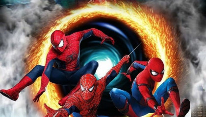 आरम्भ हैं प्रचंंड SONG,SPIDER man best video so let's enjoy ,avengers fans follow me go in description?
