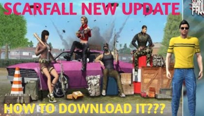 Scarfall Game New Biggest & Amazing Update !! Full Explained !! GAMER ANAND !!