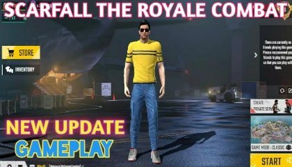 Scarfall New Biggest Update With Gameplay !! GAMER ANAND !!