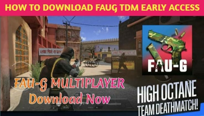 Faug Multiplayer Ka Early Access Download Kaise Kare !! GAMER ANAND !!