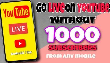 YouTube Ya Facebook Par Live Stream Kaise Kare !! New Trick !! TRICKER ANAND !!