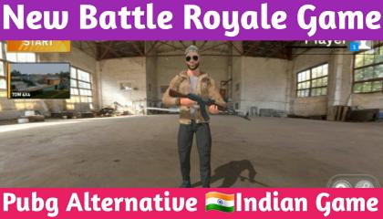New Battle Royale Game !! Pubg Alternative Indian Game !! GAMER ANAND !!
