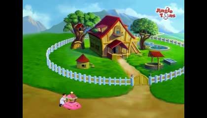 नानी तेरी मोरलीको मोर ले गए। Best Jungle Toons Video for Little Children's
