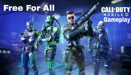 """Call Of Duty®: Mobile Multiplayer Gameplay l Call Of Duty Mobile """"Free For All"""" Gameplay"""