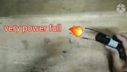How to make Electric Lighter at Home