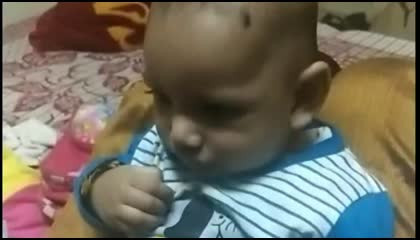 BABY LAUGHING AND SMILING VIDEO