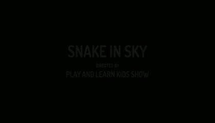 SNAKE IN SHIP : SHORT ANIMATION STORY FOR KIDS