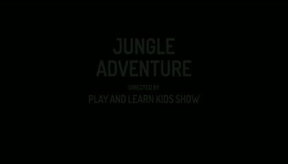 JUNGLE ADVENTURE 1: SHORT CARTOON SHOW FOR KIDS