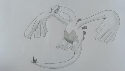 How to Draw Pokemon Lugia  ArtMaker