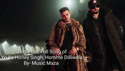 Jingle Bell _ Hommie Dilliwala Ft. Yo Yo Honey Singh (Official Video) By Music Maza