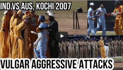 India vs Australia Kochi 2nd ODI 2007 Highlights