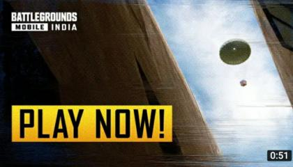 BATTLEGROUNDS MOBILE INDIA _play  Now (pubg only Gaming video )