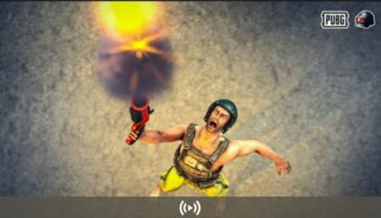 Noob _Epic Flare Gun _Funny PUBG Animation Gaming pubg only