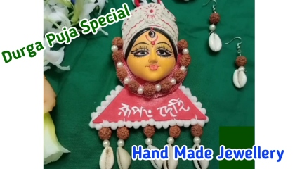 Durga Puja Special Hand Made Jewellery