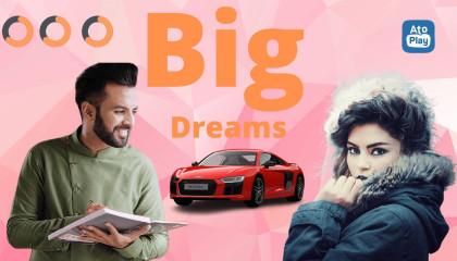 Big Dreams - Happy Raikoti (Full Song)  Deep Jandu  Latest Punjabi Songs  ( F.smusic)