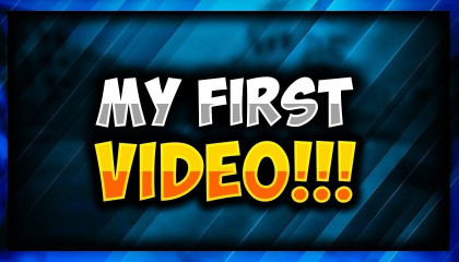 my first tech video