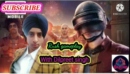 Rush gameplay with Dilpreet singh