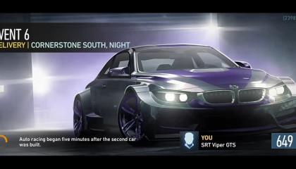 NFC NO LIMITES   HIGH SPEED 649 LOBBYING SPEED    BMW CAR SPEED