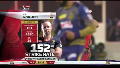AB DE VILLIERS SUPERB INNINGS || 73 NOT OUT IN 23 BALLS || SPORTY GUY||