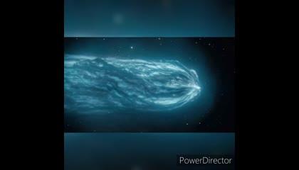 Hailley comet
