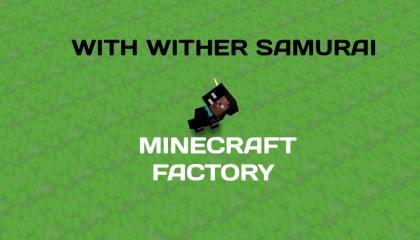 Minecraft Factory Episode1!
