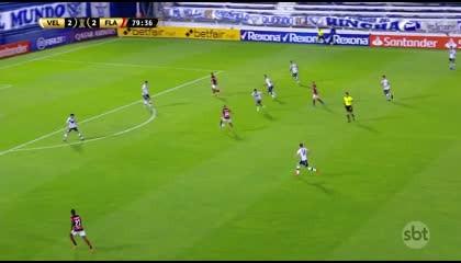Giorgian De Arrascaeta scoring goals