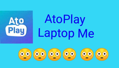 how to atoplay on pc and laptop windows 7 atoplay laptop me kaise chalaye (Atul Gupta Technical)