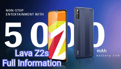 Lava Z2s Smartphone I Lava Z2s New Smartphone I Lava Mobile I Smartphone