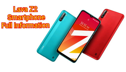 Lava Z2 Lava Smartphone I Smartphone I Lava Z2 Mobile Information I