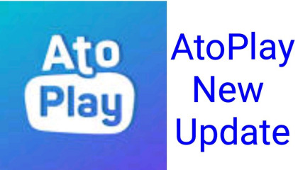 AtoPlay New Update I AtoPlay Big Update