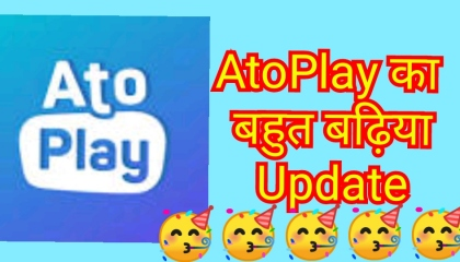 AtoPlay New Update I