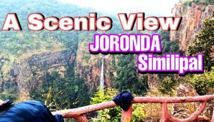 A Scenic Views Of JORONDA , SIMILIPAL