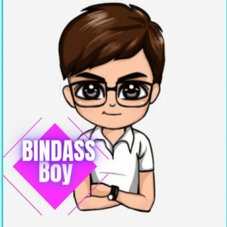 BINDASS Boy
