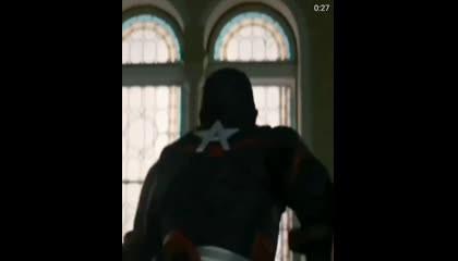 John Walker kills Flag smasher.
