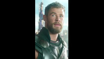Thor cool moments.