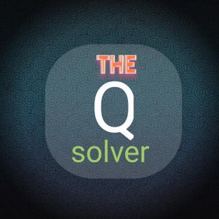 The Q Solver TQSM