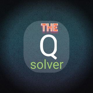 The Q Solver