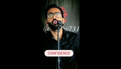 confidence----vabby New Shayari ll whatsapp status  shayari
