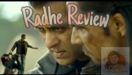 Radhe trailer review cinesuvo radhe