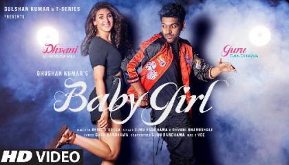 Baby Girl  Guru Randhawa Dhvani Bhanushali  Remo D'Souza  Bhushan Kumar  Vee