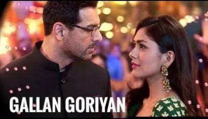 Gallan Goriyan Song  Feat. John Abraham, Mrunal Thakur  Dhvani Bhanushali, Taz  Bhushan Kumar