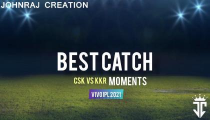 Morgan unbelievable catch ms dhoni out  KKR vs CSK  vivo ipl 2021... JOHNRAJ CREATION.