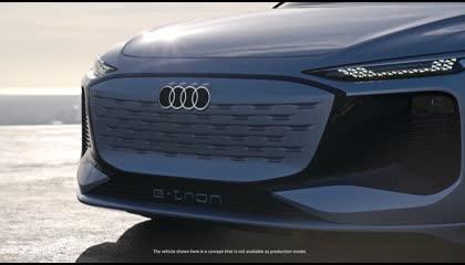 Audi r6 e tron 2021