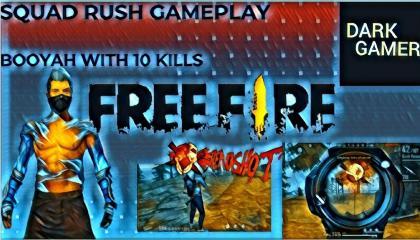 Free fire op gameplay♠♠