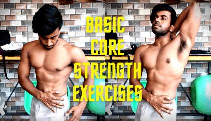 Basic Core Strength Exercises