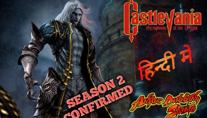 castlevania S01 All Episodes In Hindi Dubbed